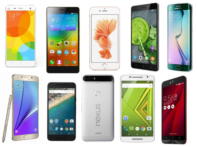 Top 10 smartphone brands in the world | mobilemondaysofia